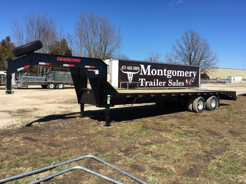 2019 Travalong DUAL TANDEM FLOATDECK Flatbed Trailer