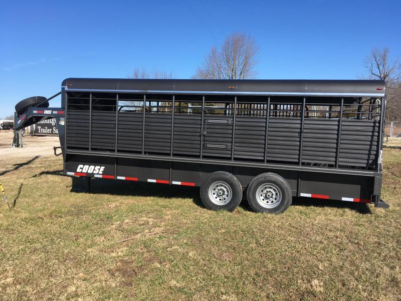 2019 Coose Livestock Livestock Trailer