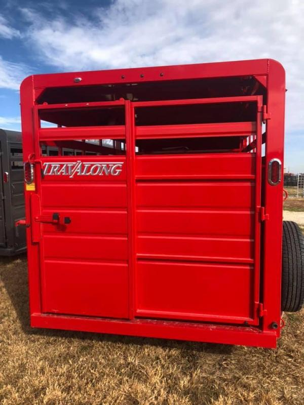 2019 Travalong Travalong Livestock Trailer