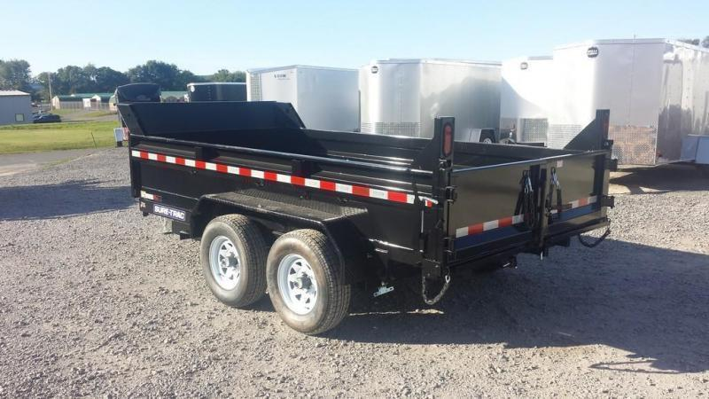 2019 Sure-Trac 6x12 Low Profile Dump Trailer