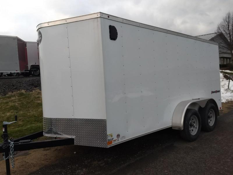 2019 Wells Cargo 7x16 Fast Trac Enclosed Cargo Trailer