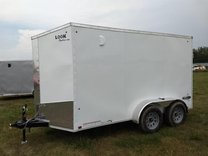 2019 Look Trailers 6x12 7K Element SE Enclosed Cargo Trailer