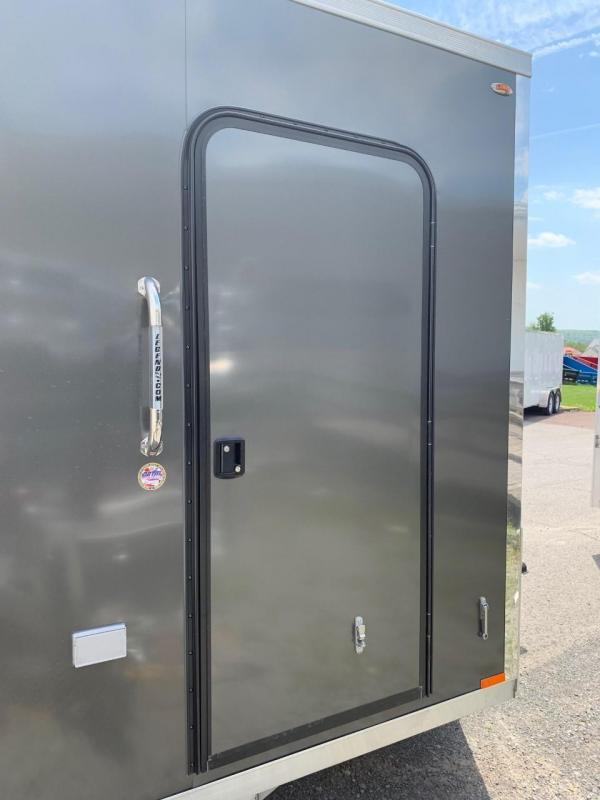 2019 Legend Manufacturing Explorer All Aluminum 7x18 7K Enclosed Cargo Trailer