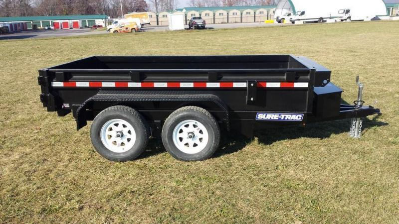 2019 Sure-Trac 5x10 Low Profile Dump Trailer