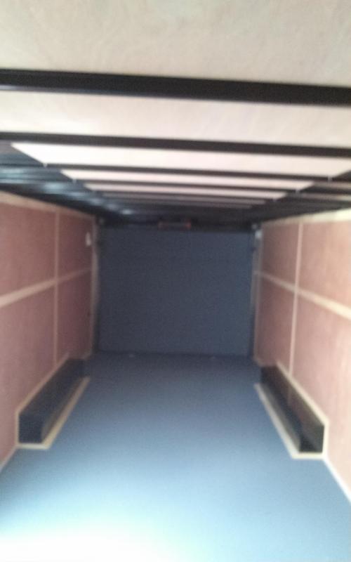 2018 Wells Cargo Fast Trac 8.5x24 10K Car/Racing Trailer