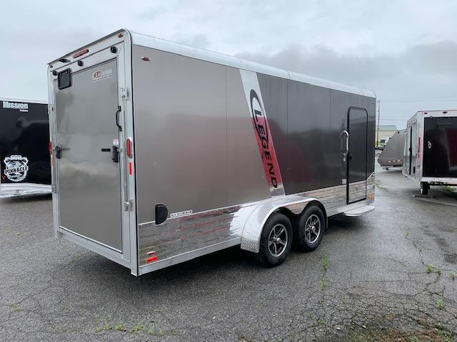 2019 Legend Manufacturing 7x18 Enclosed Cargo Trailer
