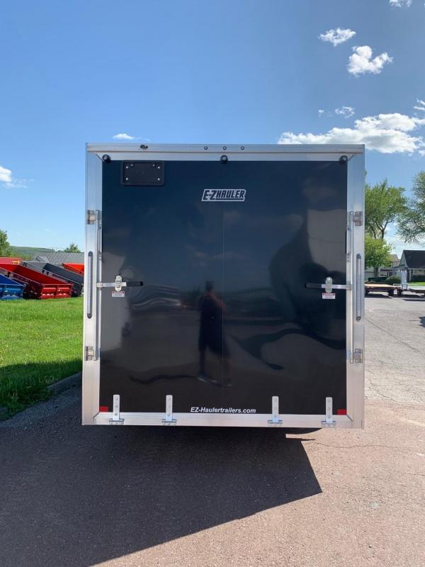 2019 Mission EZES 7.5x16 Enclosed Trailer