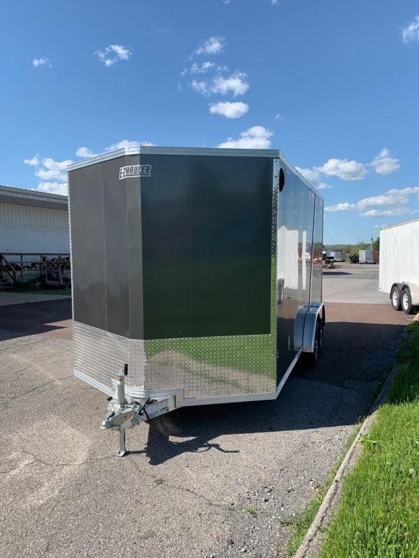 2019 Mission EZES 7.5x16 Enclosed Trailer in Ashburn, VA