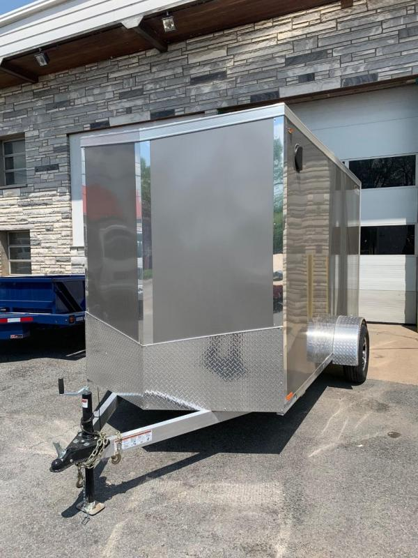 2019 Legend Manufacturing Explorer All Aluminum 6x13 Enclosed Cargo Trailer