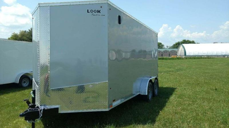 2019 Look Trailers 7x16 Element SE Enclosed Cargo Trailer