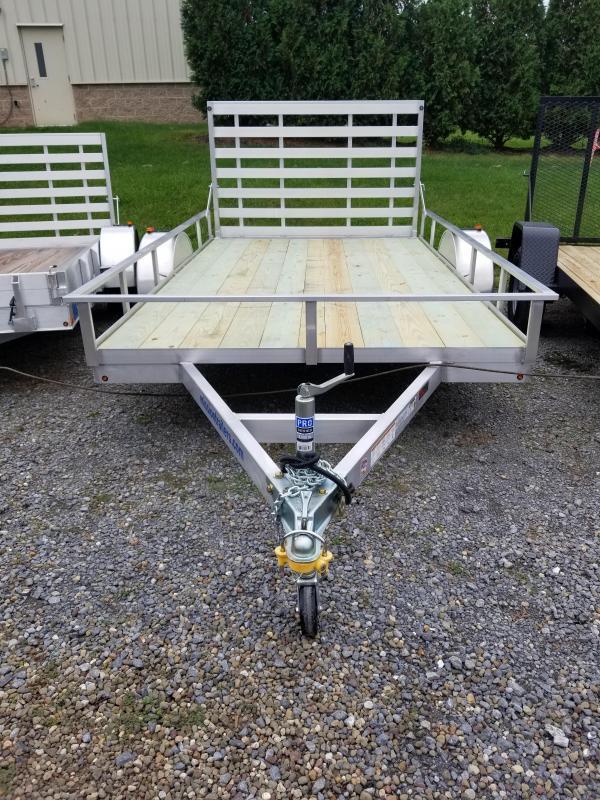 2019 Mission MU 80x12 WR 3K Utility Trailer in Ashburn, VA