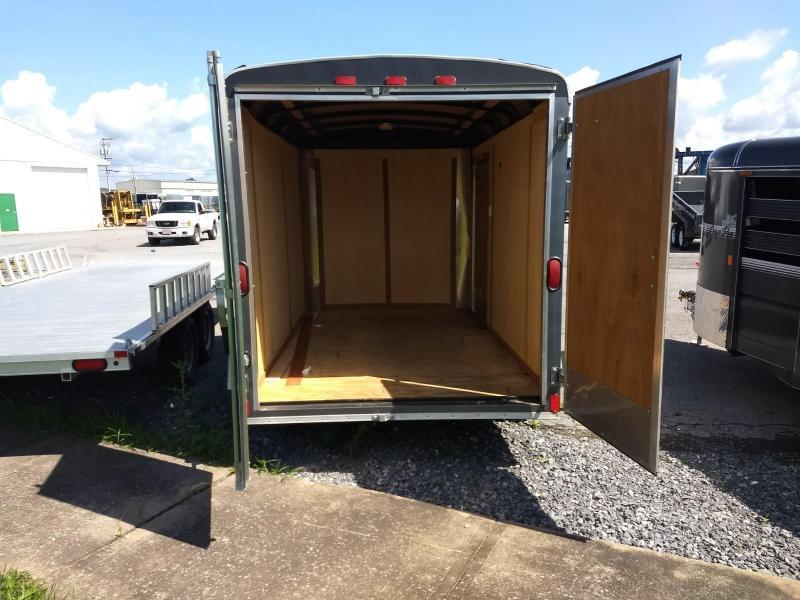 2004 United Trailers 6x10 Enclosed Cargo Trailer