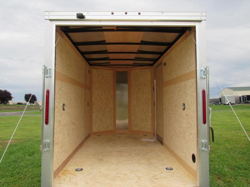 2020 Wells Cargo 6x10 Fast Trac Enclosed Cargo Trailer