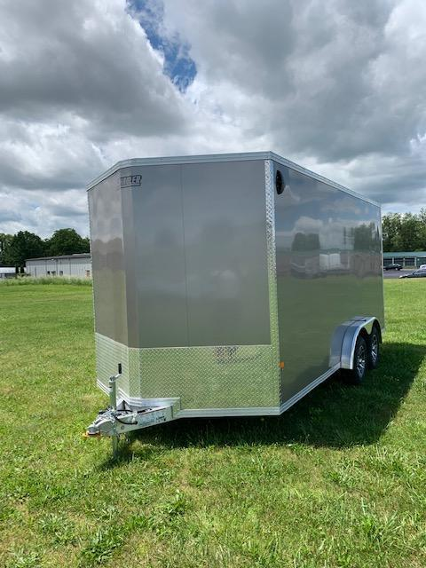 2019 Mission EZEK 7.5X16 Enclosed Cargo Trailer in Ashburn, VA