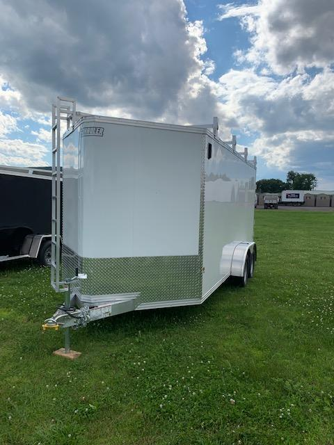 2019 Mission Contractor 7x16 7k Enclosed Cargo Trailer in Ashburn, VA