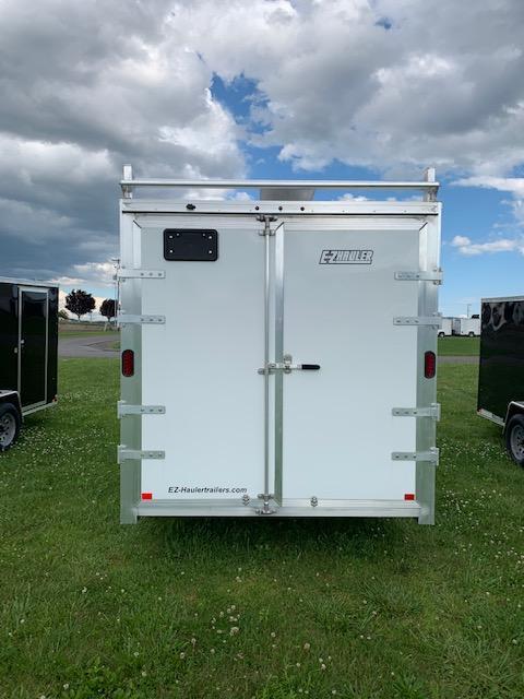 2019 Mission Contractor 7x16 7k Enclosed Cargo Trailer