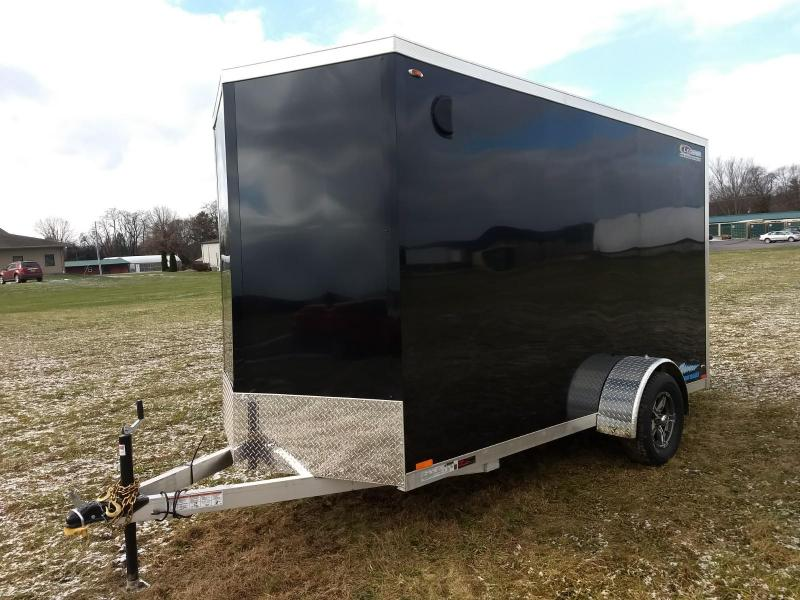 2019 Legend Manufacturing 6x13 All Aluminum Enclosed Cargo Trailer