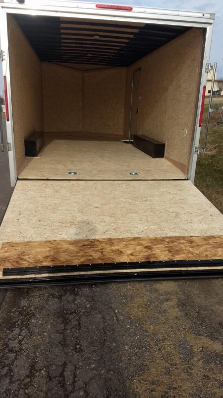 2019 Look Trailers 8.5 x 18 10K Enclosed Trailer