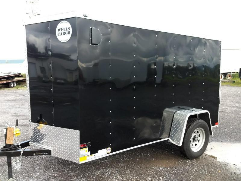 2019 Wells Cargo 300 Series 5x10 Enclosed Cargo Trailer