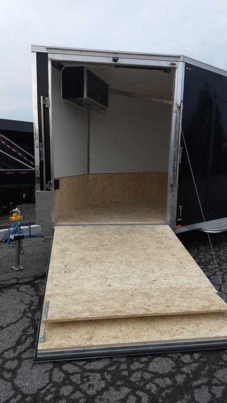 2019 Legend Manufacturing 7x23 Explorer Snow Snowmobile Trailer