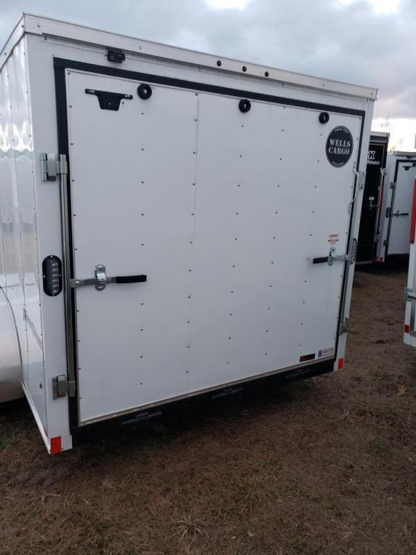2019 Wells Cargo 7x14 Fast Trac Enclosed Cargo Trailer