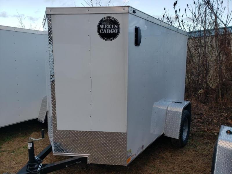2019 Wells Cargo 300 Series 5x8 Enclosed Cargo Trailer in Ashburn, VA