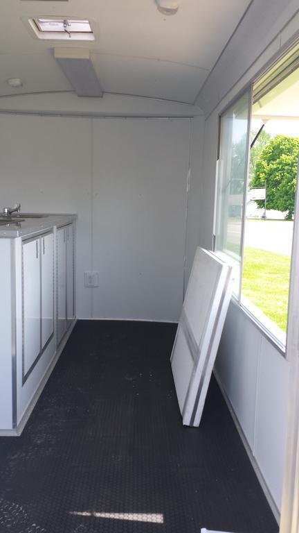 2016 Wells Cargo 7x12 Road Force Vending / Concession Trailer