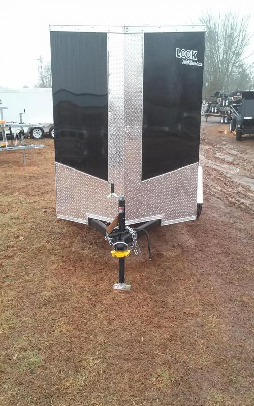 2018 Look Trailers 5x8 Element SE Enclosed Cargo Trailer in Ashburn, VA
