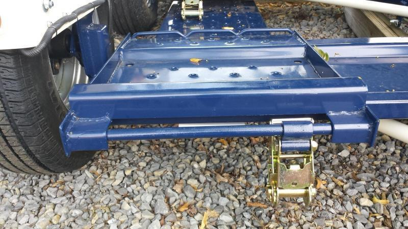 2018 Master Tow 80 THDSB Tow Dolly
