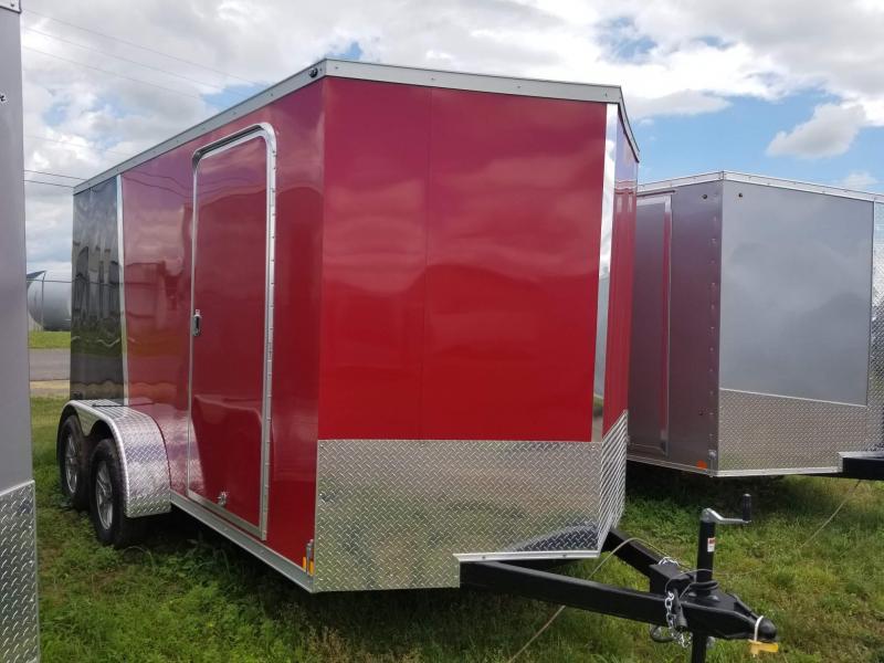 2018 Wells Cargo 500 Series 7x14 Enclosed Cargo Trailer