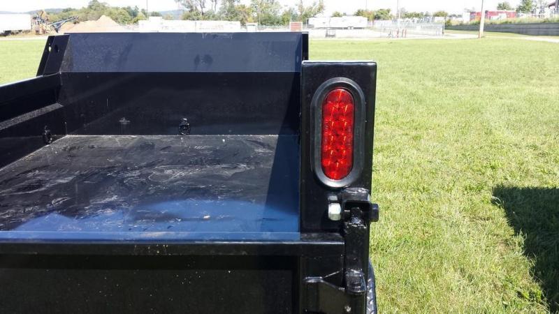 2019 Sure-Trac 6x10 10K Low Profile Dump Trailer