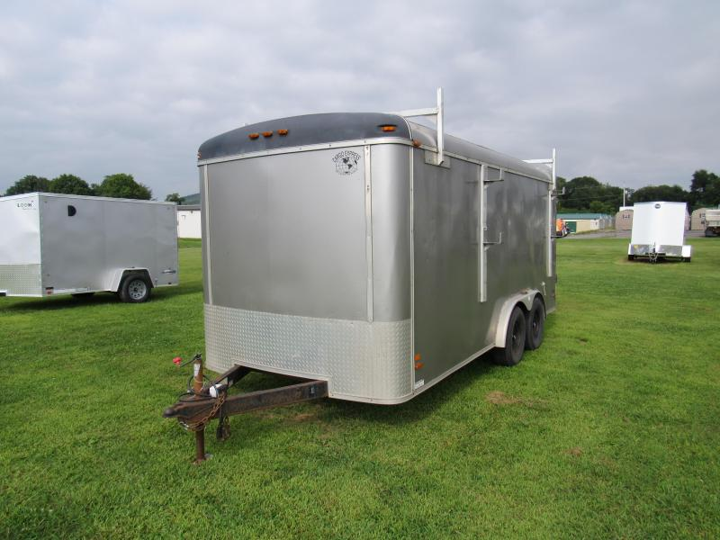 2004 Other 7x16 7k Enclosed Cargo Trailer