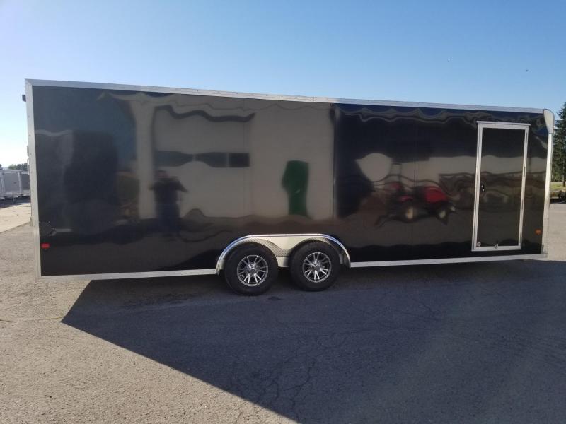 2018 EZ Hauler 8x24 10K Enclosed Car / Racing Trailer