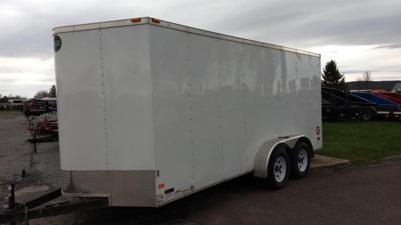 2015 Wells Cargo 7x16 7k Enclosed Cargo Trailer in Ashburn, VA