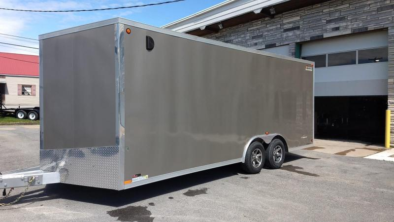 2015 Legend Manufacturing 8.5x22 aluminum car hauler - loaded -10k