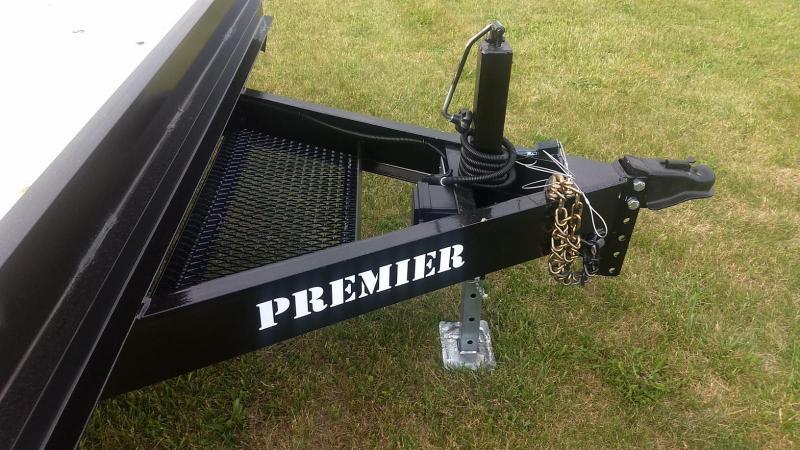 2019 Premier Trailers Inc. 17+3 10K Deck-Over Equipment Trailer