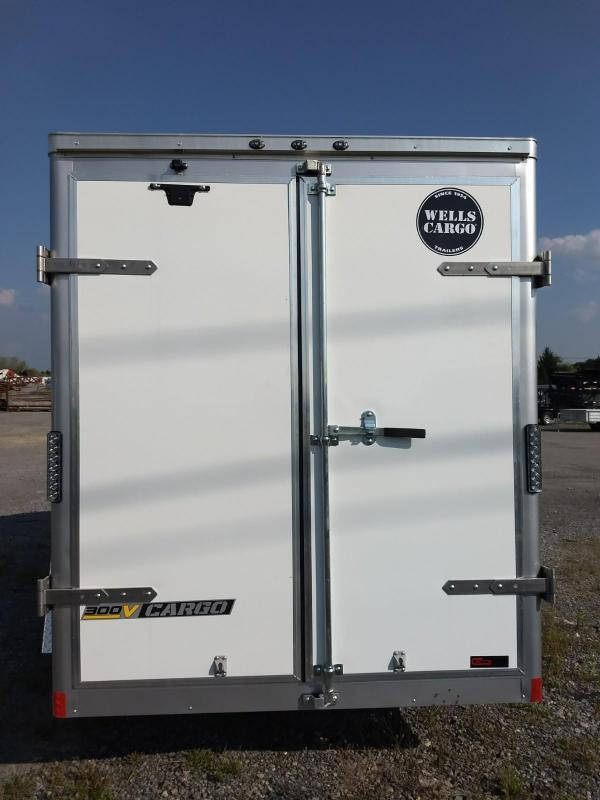 2019 Wells Cargo 300 Series 6x10 Enclosed Cargo Trailer