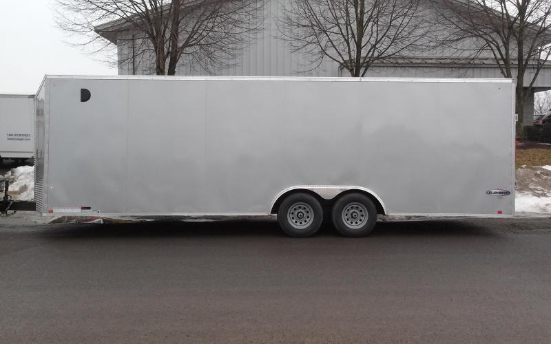 2018 Look Trailers 8.5 x 24 Element SE 10K Car Hauler