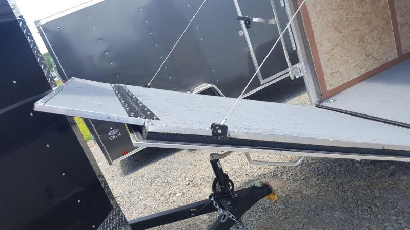 2018 Wells Cargo 500 Series 6x12 Enclosed Cargo Trailer