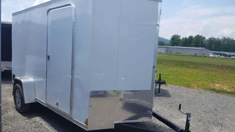 2018 Wells Cargo 500 Series 6x12 Enclosed Cargo Trailer in Ashburn, VA