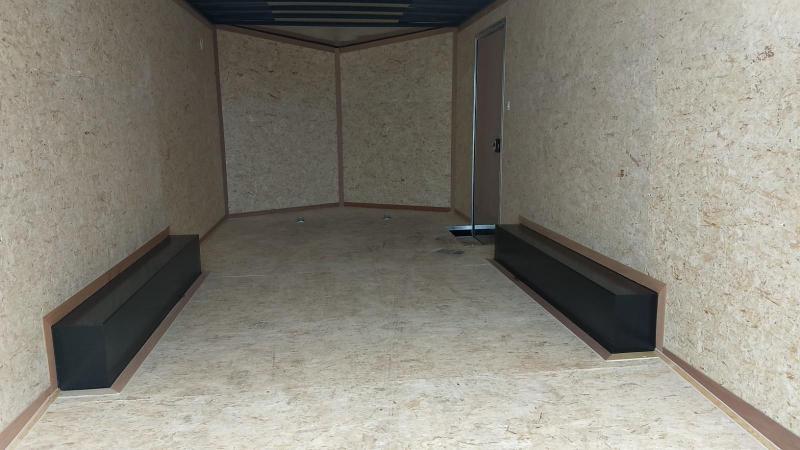 2020 Look Trailers 8.5x18 7K Cargo/Enclosed Trailer