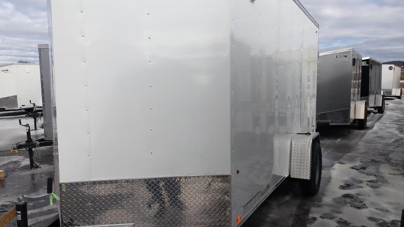 2019 Look Trailers 6x12 ST DLX Enclosed Cargo Trailer