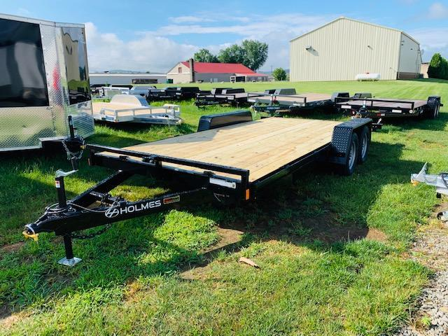 2019 Holmes 6-10x18 7k Car / Racing Trailer in Ashburn, VA