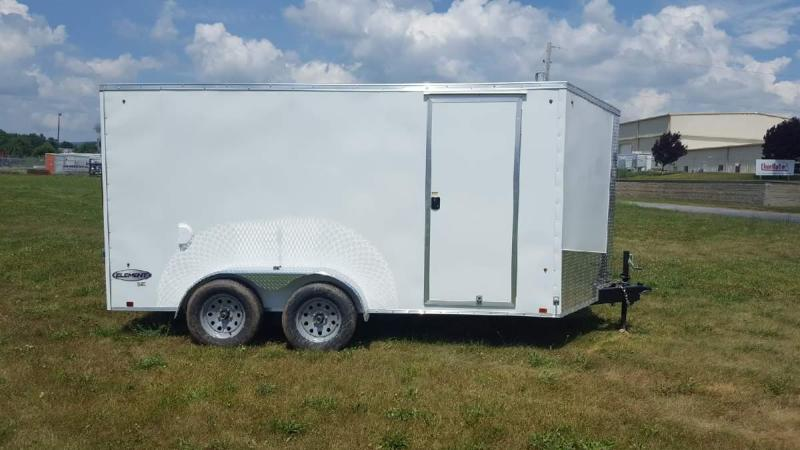 2019 Look Trailers 7x14 Element SE Enclosed Cargo Trailer