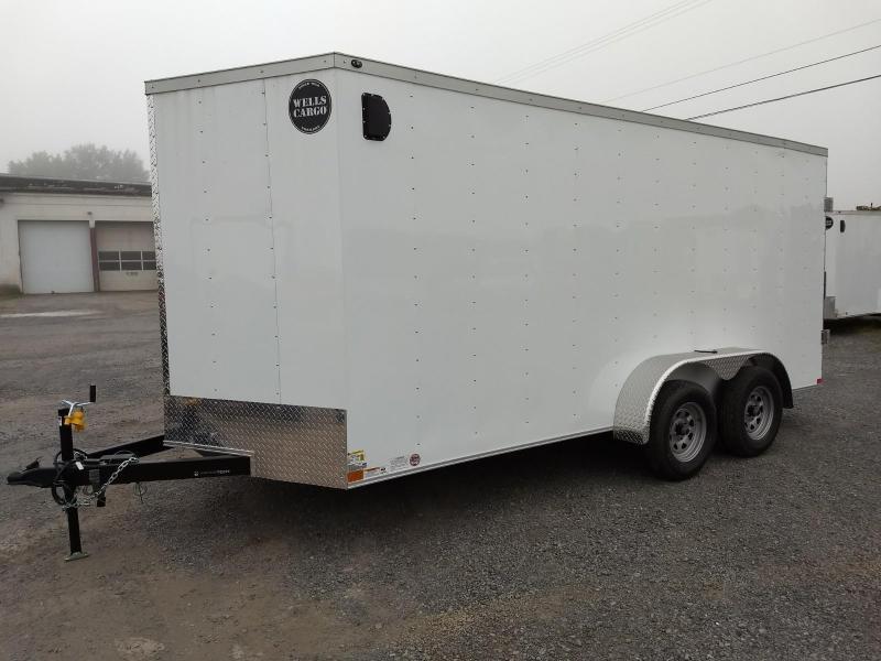 2019 Wells Cargo 300 Series 7x16 Enclosed Cargo Trailer in Ashburn, VA
