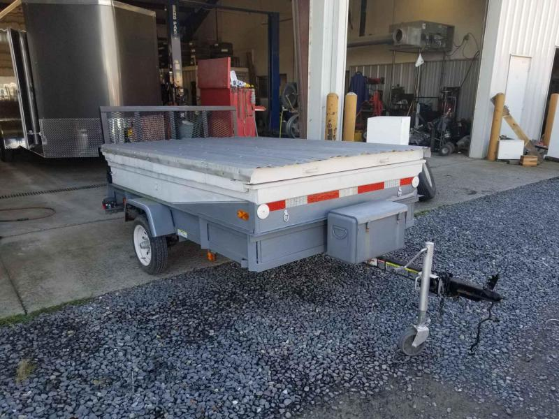 2002 Carry-On 5x8 2K Utility Trailer