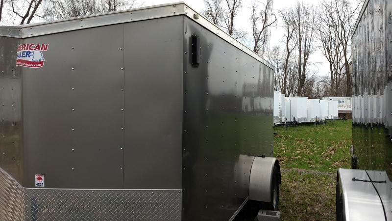 2015 American Hauler Industries 6x12 Enclosed Cargo Trailer in Ashburn, VA