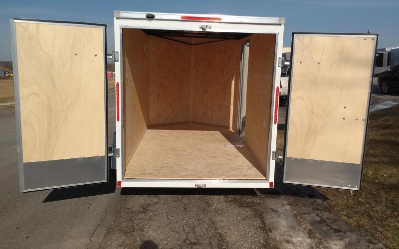 2019 Look Trailers Element SE 6x10 Enclosed Cargo Trailer