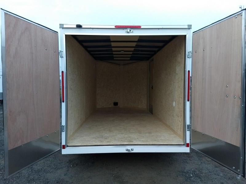 2019 Look Trailers 7x14 ST DLX Enclosed Cargo Trailer