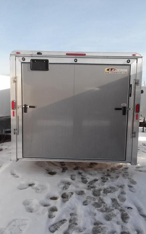 2018 Legend Manufacturing 8.5X30 Trailmaster V-Nose Snowmobile Trailer